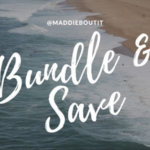 Bundle & Save !!! :)